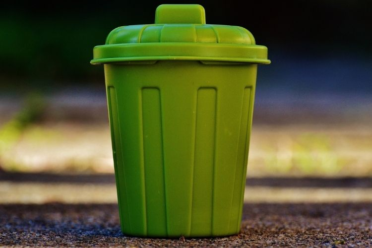 Bin for Vermicomposting